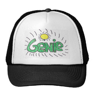 Genie produckt cap