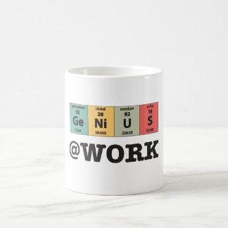 Genius At Work Coffee Mug