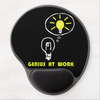 Genius at work gel mouse pad