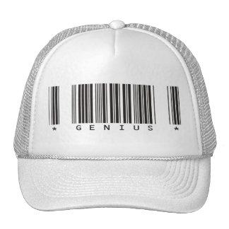 Genius Bar Code Cap