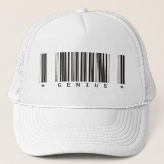 Genius Bar Code Trucker Hat