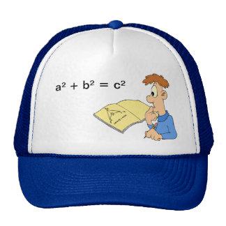 Genius boy cap