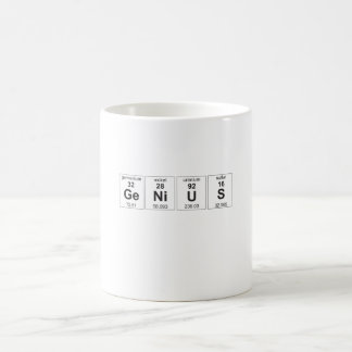 Genius Element Magic Mug