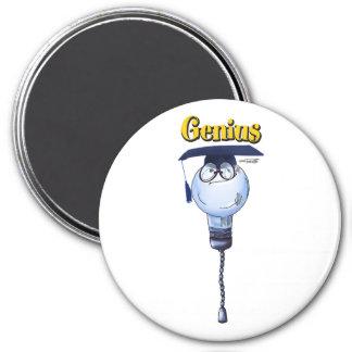 Genius Graduate magnet