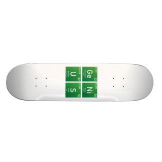 Genius PSE 21.3 Cm Mini Skateboard Deck