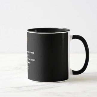 Genius Quotation Mug
