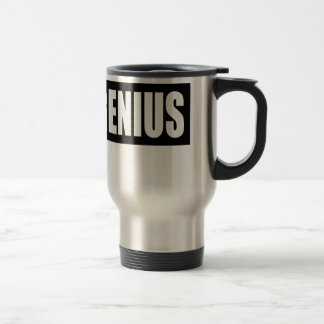 Genius Travel Mug