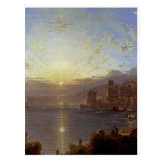 Genoa by Franz Richard Unterberger Postcard