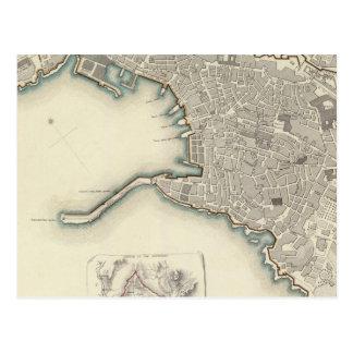 Genoa Genova Genes Postcard