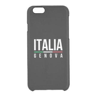 Genova Italia Clear iPhone 6/6S Case