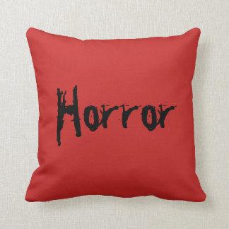 Genre Pillow - Horror