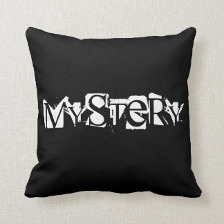 Genre Pillow - Mystery
