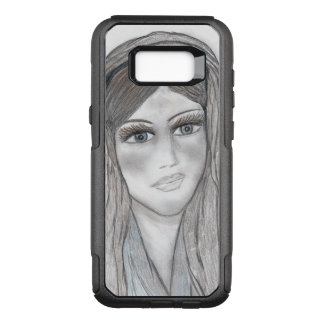 Gentle Mary OtterBox Commuter Samsung Galaxy S8+ Case