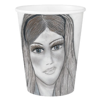 Gentle Mary Paper Cup