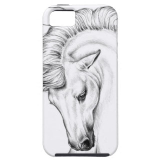 Gentle Stallion iPhone 5 Cover