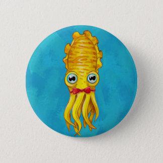 Gentleman Cuttlefish Button