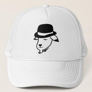 Gentleman Goat Trucker Hat