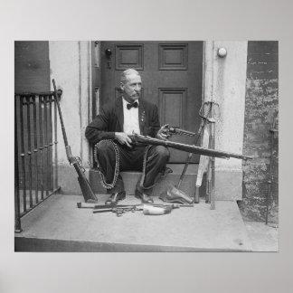Gentleman Gunslinger, 1927 Posters