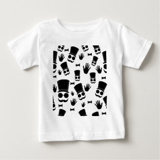 Gentleman pattern baby T-Shirt