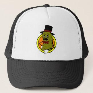 Gentleman Pickle Trucker Hat