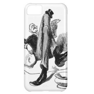 Gentleman Reading 1880 iPhone 5C Covers