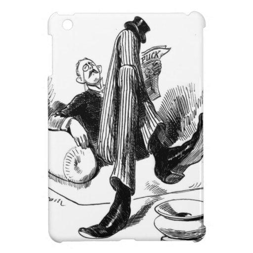 Gentleman Reading 1880 Case For The iPad Mini