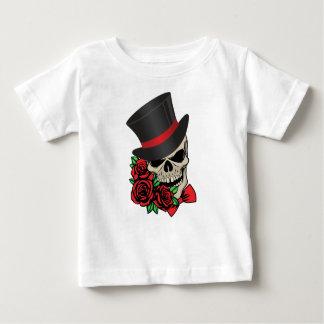 Gentleman Skull Baby T-Shirt