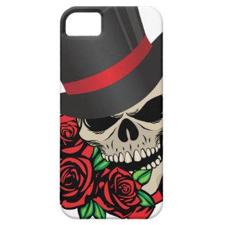 Gentleman Skull Case For The iPhone 5