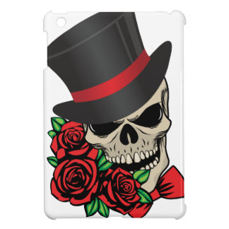 Gentleman Skull iPad Mini Case