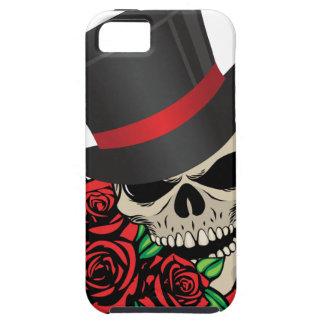 Gentleman Skull iPhone 5 Case