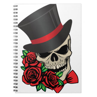 Gentleman Skull Notebooks