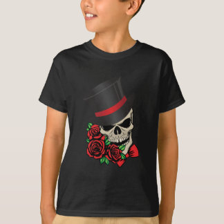 Gentleman Skull T-Shirt