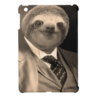 Gentleman Sloth 7# iPad Mini Cases