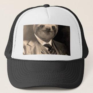 Gentleman Sloth 7# Trucker Hat