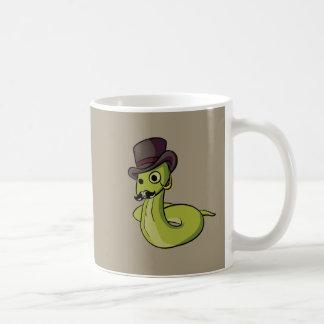 Gentleman Snake! Coffee Mug