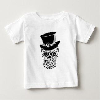 Gentleman Sugar Skull-01 Baby T-Shirt