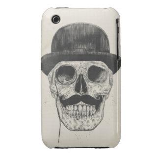 Gentlemen never die iPhone 3 case