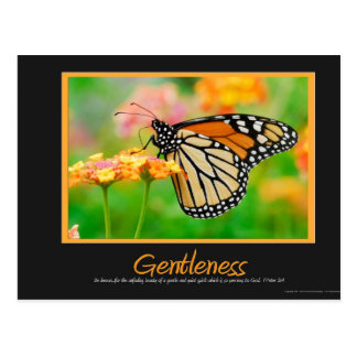 Gentleness Postcard