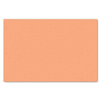 Gently Tranquil Orange Colour Tissue Paper