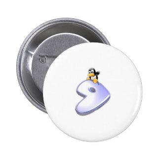 Gentoo Linux Buttons