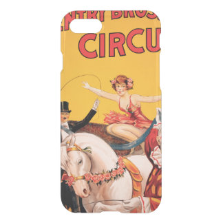 Gentry Bros. Circus iPhone 7 Case