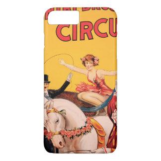 Gentry Bros. Circus iPhone 7 Plus Case