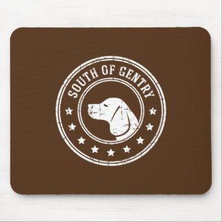 Gentry Logo Mouse Pad