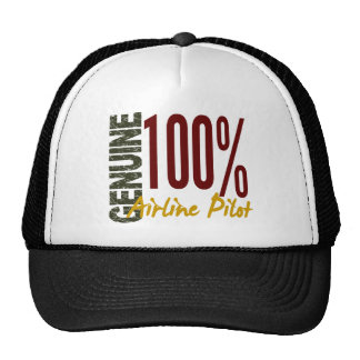 Genuine Airline Pilot Cap