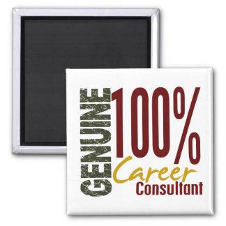 Genuine Career Consultant Fridge Magnet