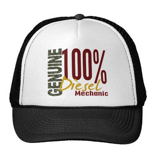 Genuine Diesel Mechanic Hats