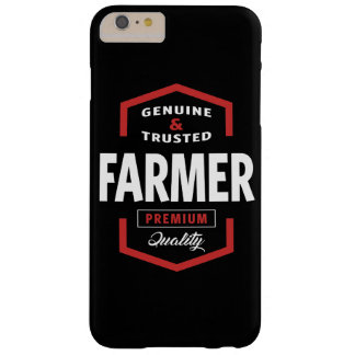 Genuine Farmer Gift Ideas Barely There iPhone 6 Plus Case