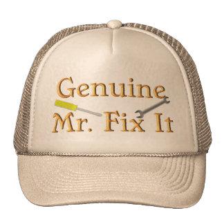 Genuine Mr. Fix It Trucker Hat