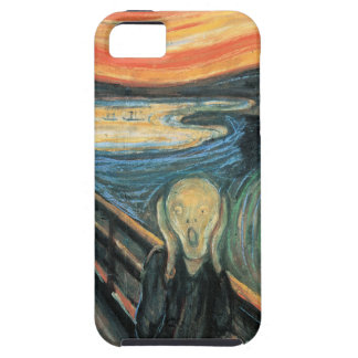 Genuine,Munch,reproduction,the scream,vintage art iPhone 5 Covers