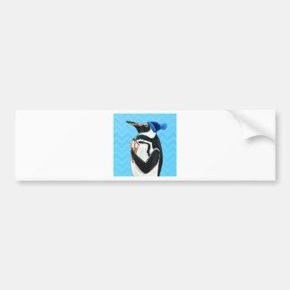 Genuine Penguin Bumper Sticker